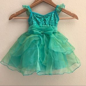 Weissman Infant Toddler Fairy Tulle Sequin Costume